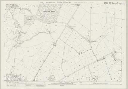 Somerset XXI.16 (includes: Rode; Southwick; Tellisford) - 25 Inch Map