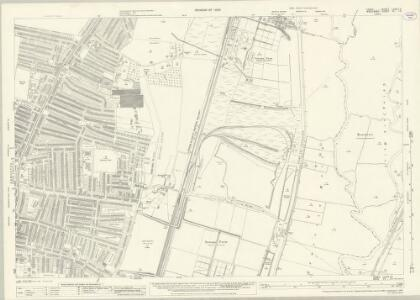 Essex (New Series 1913-) n LXVIII.12 (includes: Chingford; Edmonton All Saints) - 25 Inch Map