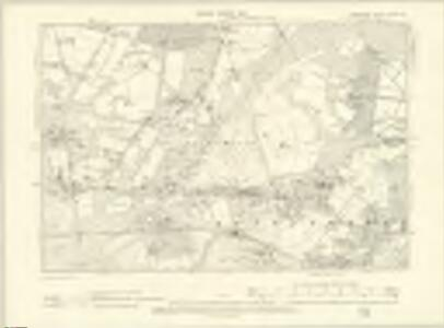 Berkshire XXXIX.SE - OS Six-Inch Map