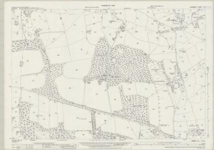 Somerset V.3 (includes: Portbury; Wraxall) - 25 Inch Map