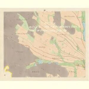 Lipnitz (Lipniz) - m1566-1-003 - Kaiserpflichtexemplar der Landkarten des stabilen Katasters