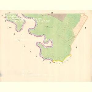 Stein Metz (Savenice) - m2879-1-006 - Kaiserpflichtexemplar der Landkarten des stabilen Katasters