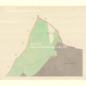 Karlsdorf (Karlowawes) - m1153-1-001 - Kaiserpflichtexemplar der Landkarten des stabilen Katasters