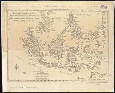 The archipelago of the East, being the Sunda, the Molucca, and Phillipps. Islands, he chief settlements of the Dutch in India are in the Sunda and Molucca Islands