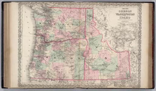 Oregon, Washington and Idaho.