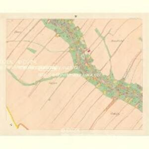 Klantendorf (Kuganow) - m1417-1-003 - Kaiserpflichtexemplar der Landkarten des stabilen Katasters