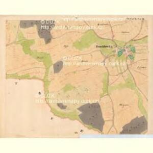 Hoschlowitz - c1794-1-005 - Kaiserpflichtexemplar der Landkarten des stabilen Katasters