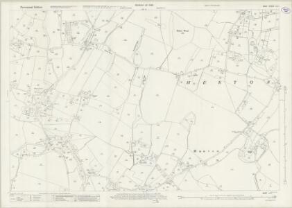 Kent LII.1 (includes: Hunton; Yalding) - 25 Inch Map