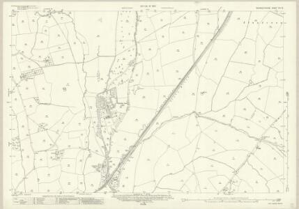 Monmouthshire XIX.12 (includes: Gwehelog Fawr; Llantrisaint Fawr; Raglan United) - 25 Inch Map