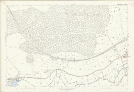 Northamptonshire VI.15 (includes: Blatherwycke; Fineshade; Kings Cliffe) - 25 Inch Map