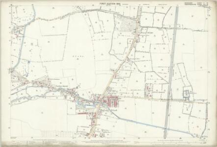 Middlesex II.16 (includes: Enfield St Andrew) - 25 Inch Map