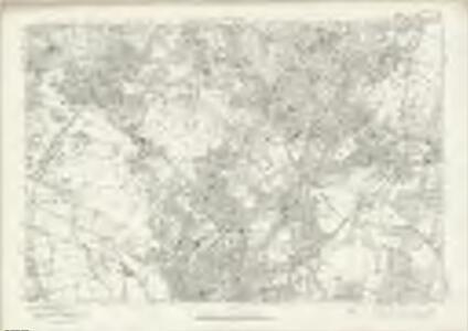 London Sheet S - OS Six-Inch Map