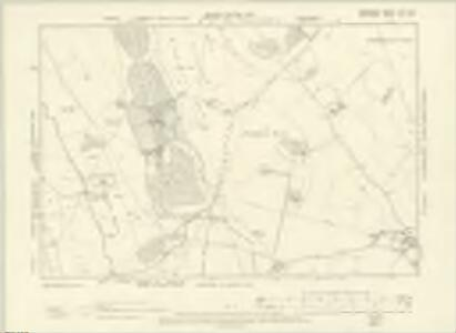 Berkshire XIX.SW - OS Six-Inch Map