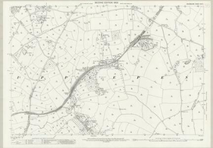 Devon CXV.11 (includes: Ipplepen; Marldon) - 25 Inch Map