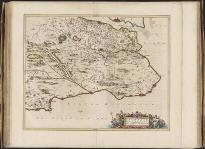 Fifae Pars Orientalis, [vulgo], The East Part of Fife.