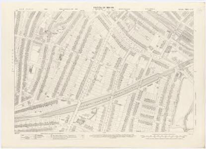 London XI.50 - OS London Town Plan