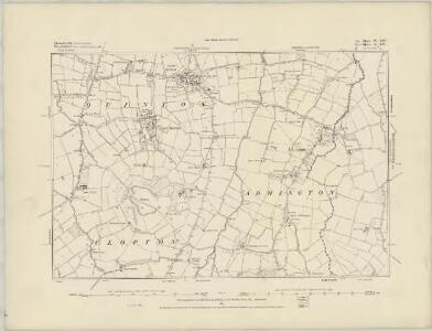 Gloucestershire III.NE - OS Six-Inch Map