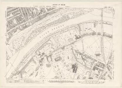 London X.11 - OS London Town Plan