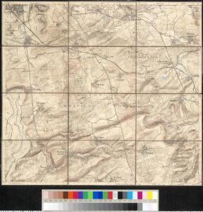 Meßtischblatt 6903 : Verny, 1876