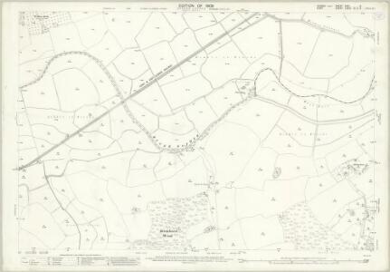 Sussex XXXI.8 (includes: Beckley; Newenden; Rolvenden) - 25 Inch Map