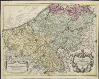 Comitatus Flandriae descriptio