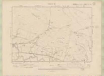 Ayrshire Sheet XLII.NE - OS 6 Inch map