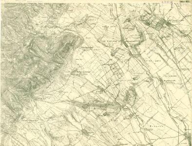 III. vojenské mapování 4659/1