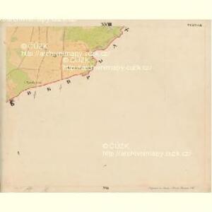 Pernek - c5699-1-018 - Kaiserpflichtexemplar der Landkarten des stabilen Katasters