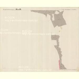 Alt Preneth - c7314-2-006 - Kaiserpflichtexemplar der Landkarten des stabilen Katasters