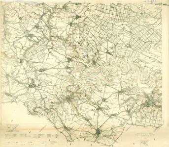 III. vojenské mapování 4455/2-4