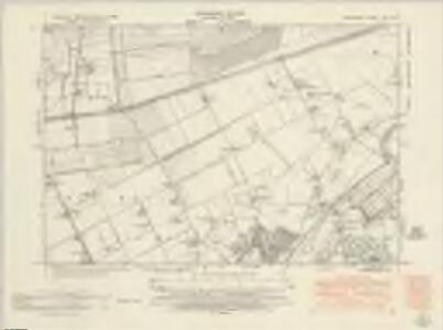 Lancashire CIII.SW - OS Six-Inch Map