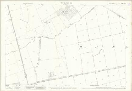 Lincolnshire XXX.4 (includes: Cleethorpes; Humberston; Waltham; Weelsby) - 25 Inch Map