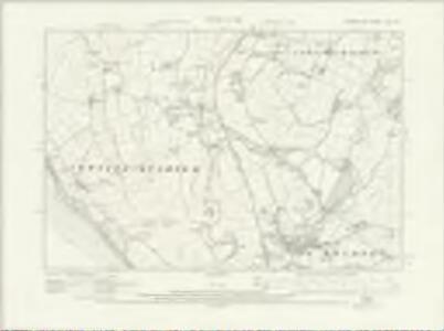 Cumberland LXXII.SE - OS Six-Inch Map