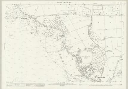 Devon CVI.8 (includes: Lydford; Walkhampton) - 25 Inch Map