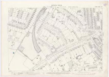 London X.67 - OS London Town Plan