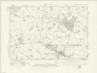 Staffordshire XLVII.NW - OS Six-Inch Map