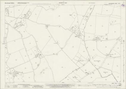 Hertfordshire XXXV.1 (includes: Bishops Hatfield; Sandridge Rural) - 25 Inch Map