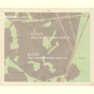 Bisenz (Bzenec) - m0321-1-013 - Kaiserpflichtexemplar der Landkarten des stabilen Katasters