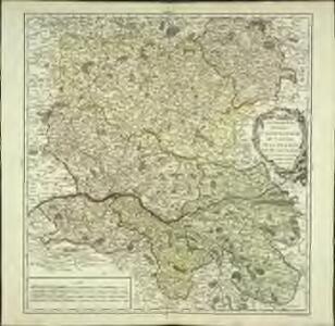 Gouvernemens généraux du Maine et Perche, de l'Anjou, de la Touraine, et du Saumurois