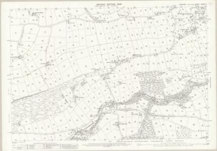 Yorkshire CCXCIV.5 (includes: Bradfield; Sheffield) - 25 Inch Map