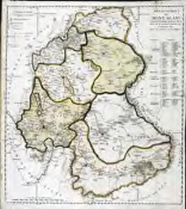 Département du Mont Blanc