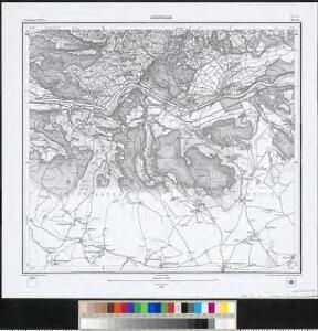 Meßtischblatt [8416] : Lienheim, 1879