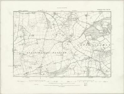 Pembrokeshire VI.NE - OS Six-Inch Map