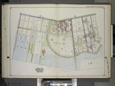 Brooklyn, Vol. 2, Double Page Plate No. 19; Part of Ward 30, Section 18; [Map bounded by 2nd Ave., Ridge Blvd.; Including 74th St., 60th St.] / by and under the direction of Hugo Ullitz.