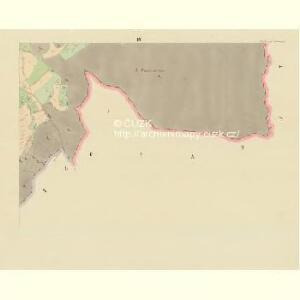 Habartitz (Habartic) - c1731-1-004 - Kaiserpflichtexemplar der Landkarten des stabilen Katasters