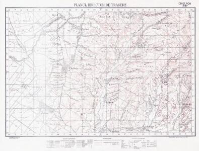 Lambert-Cholesky sheet 2167 (Chişlaca)