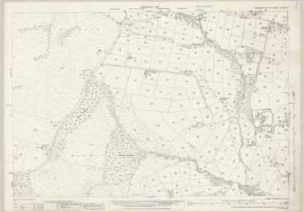 Yorkshire CCXCVIII.5 (includes: Holmesfield; Sheffield) - 25 Inch Map