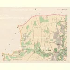 Hraschtitz (Hrasstice) - c6977-1-003 - Kaiserpflichtexemplar der Landkarten des stabilen Katasters