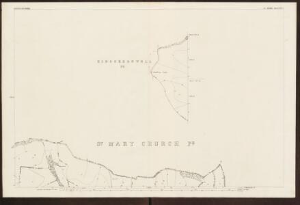 Devon CXVI.9 (inset CXV.12 & CXV.16) (includes: Kerswells; Torquay) - 25 Inch Map