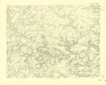III. vojenské mapování 4051/1